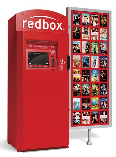 Redbox's selection may be limited, but it's hard to find a better deal on DVD and Blu-ray rentals.