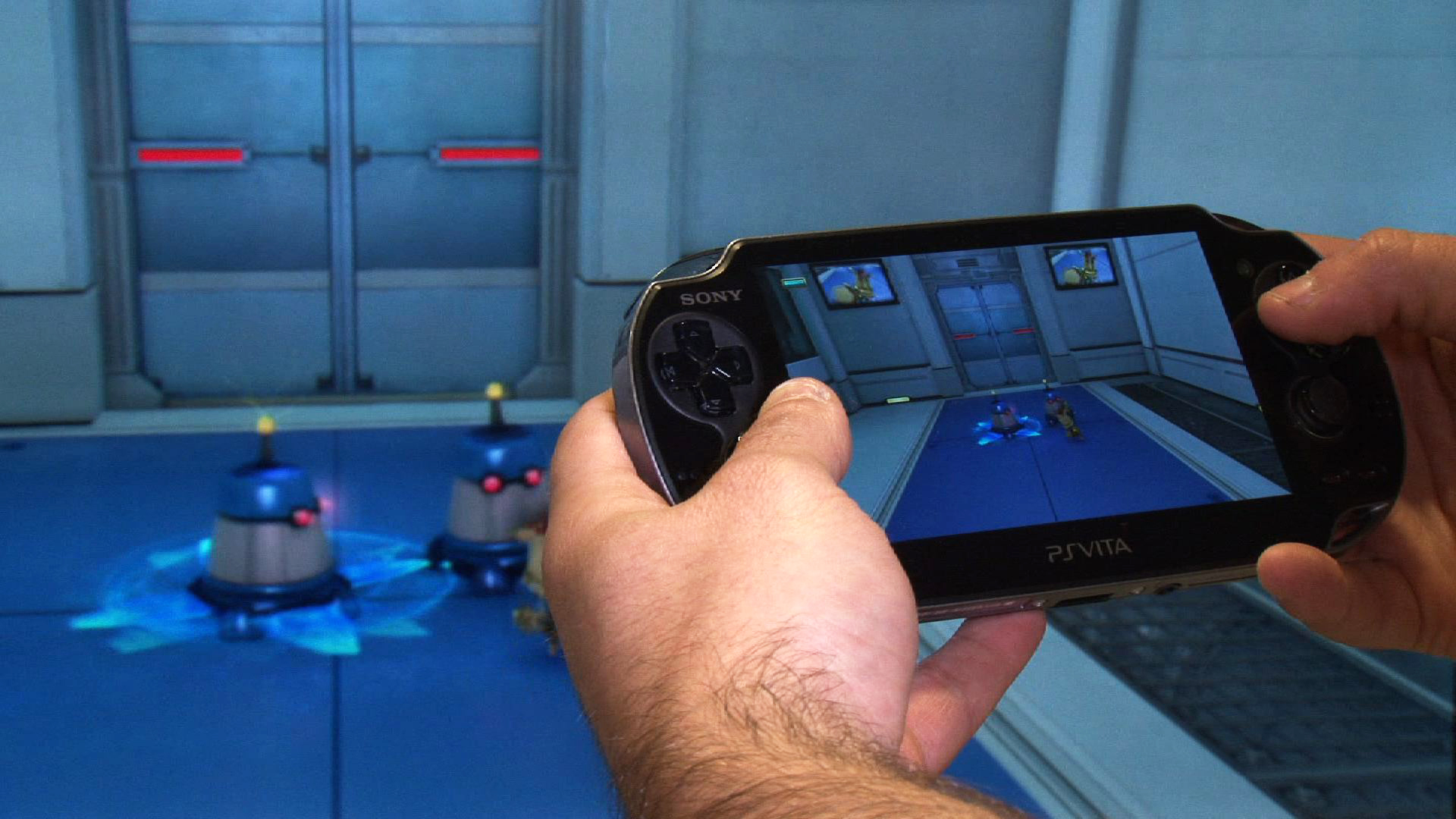 Video: Stream PS4 games on the PS Vita