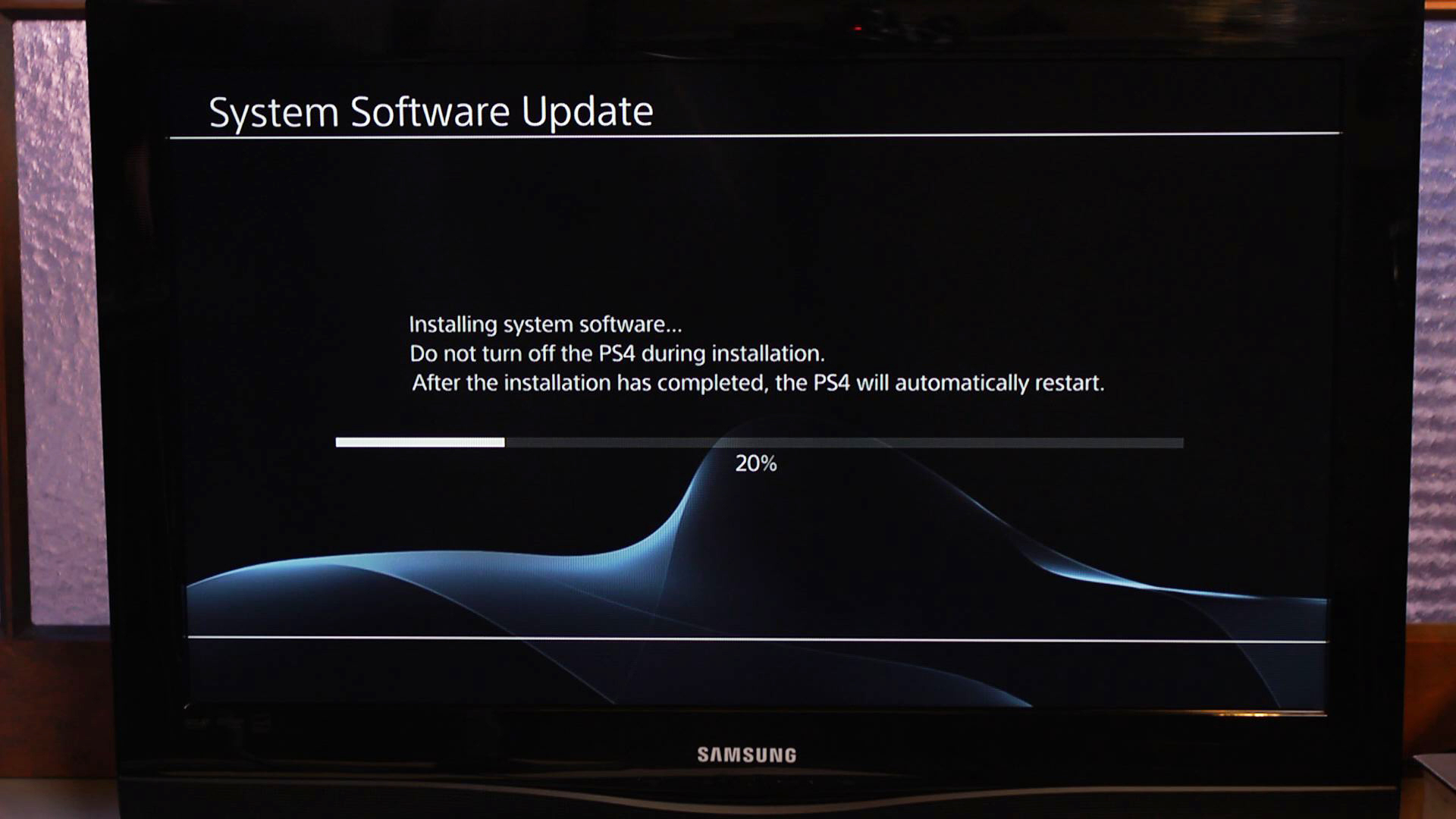 Video: Use a USB device to install PS4 updates