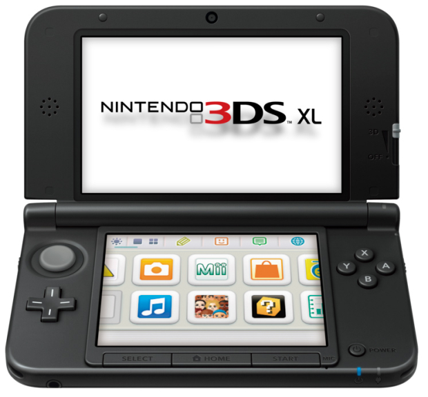 The 3DS was the top-selling hardware in October.