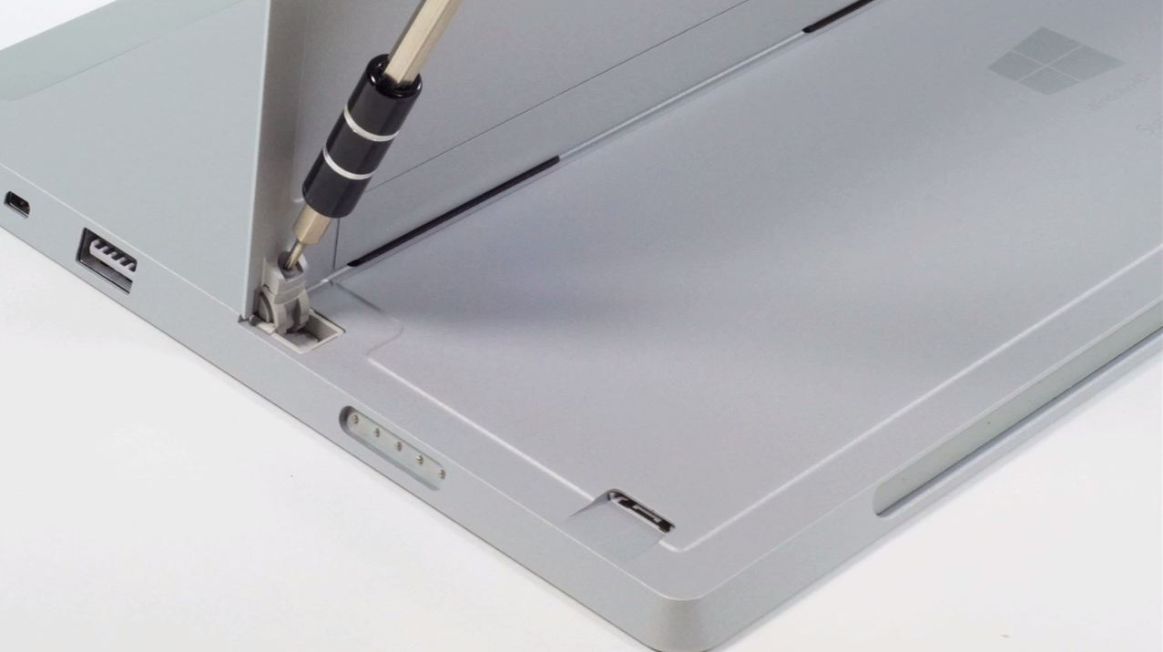 Video: Cracking Open the Microsoft Surface 2