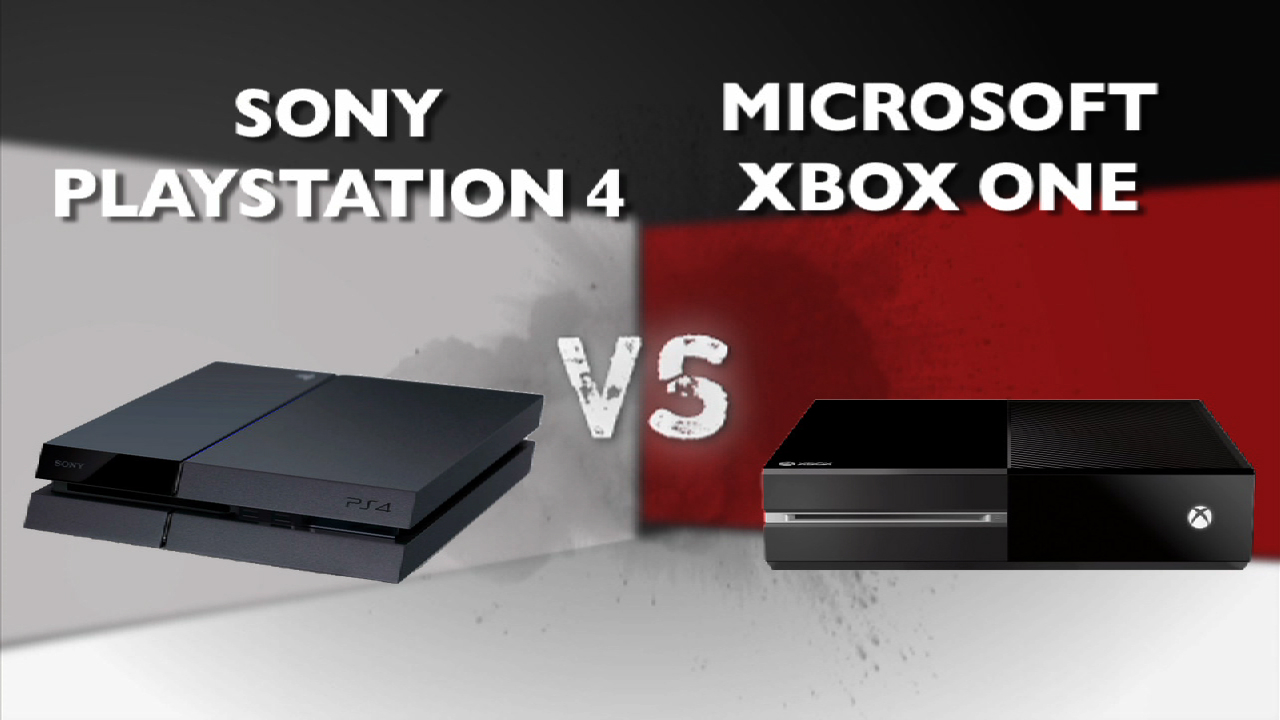 Video: Sony PS4 vs. Microsoft Xbox One
