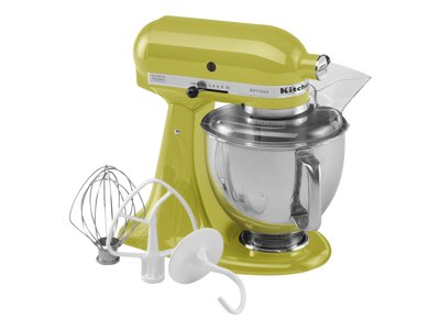 KitchenAid Artisan Series 5-Quart Tilt-Head Stand Mixer (pear)