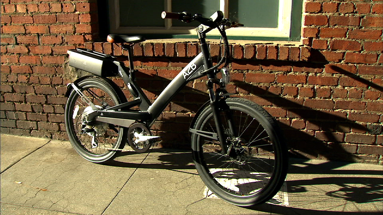 Video: This electric bicycle peps up your pedal power
