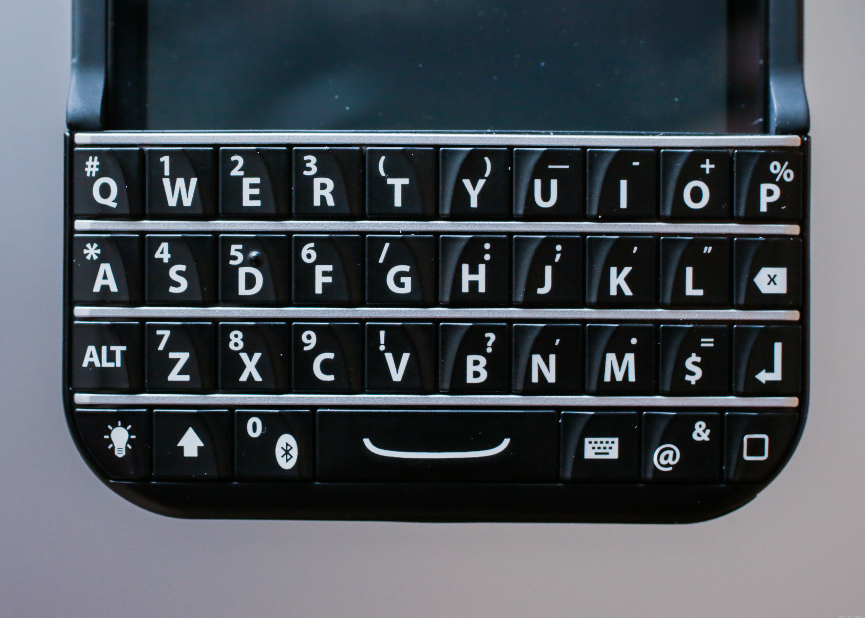 Typo iPhone Keyboard Case