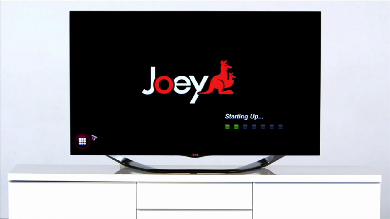 Video: Virtual Joey app streams Dish programming to LG Smart TVs