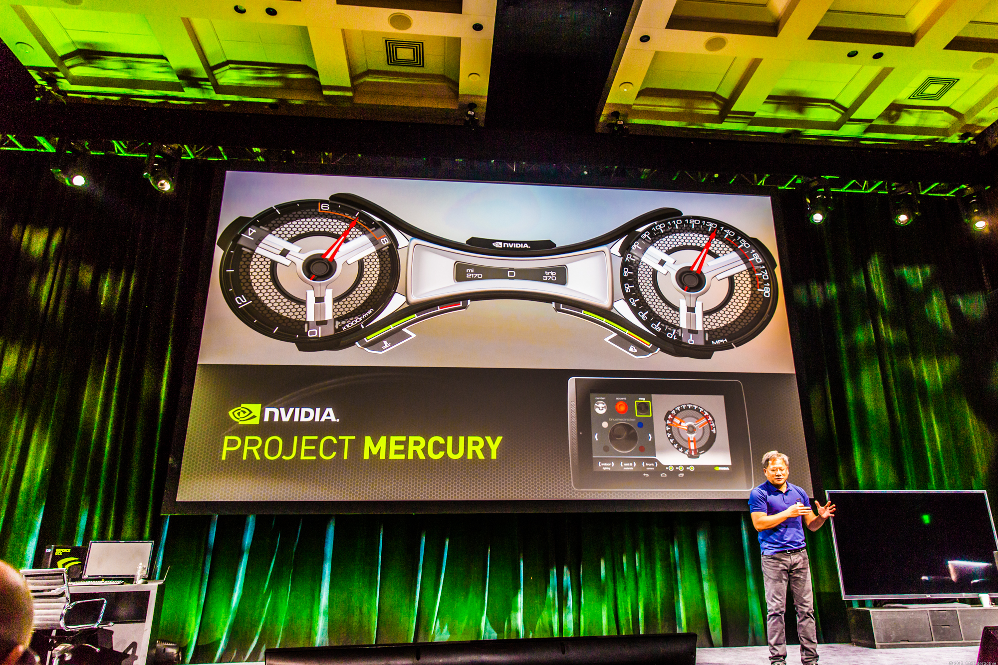 Nvidia's Project Mercury