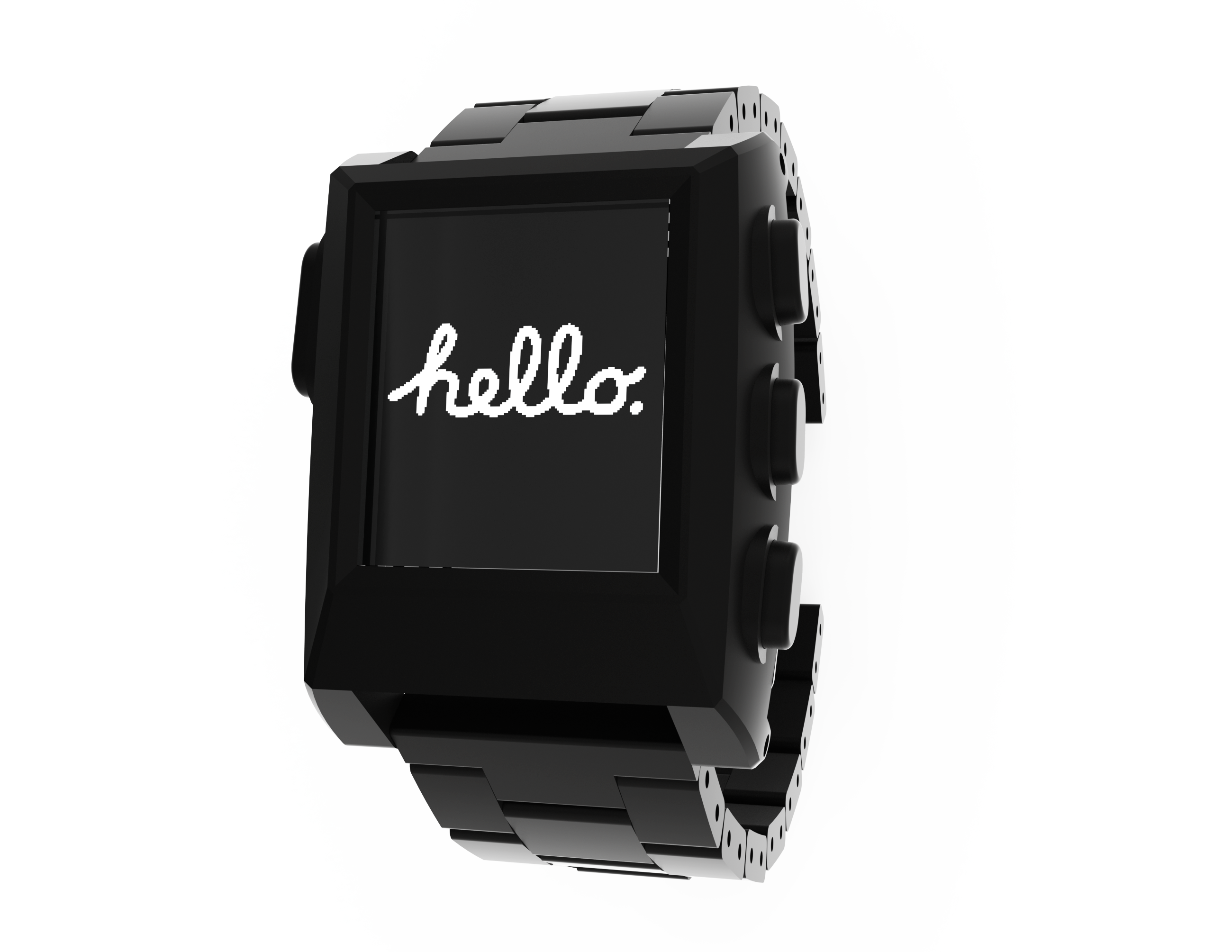 A Pebble Steel concept.