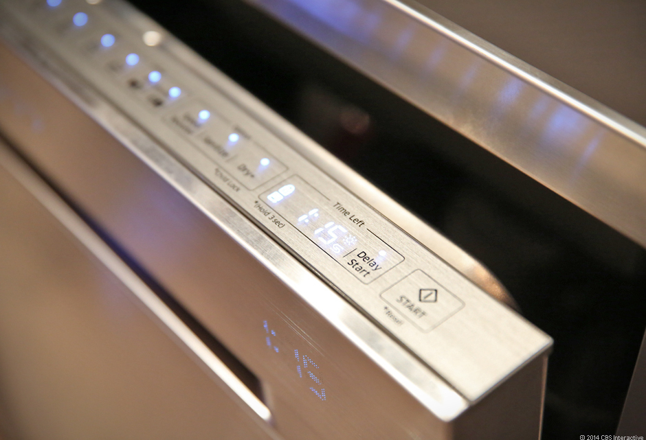 Samsung DW80H9970 dishwasher