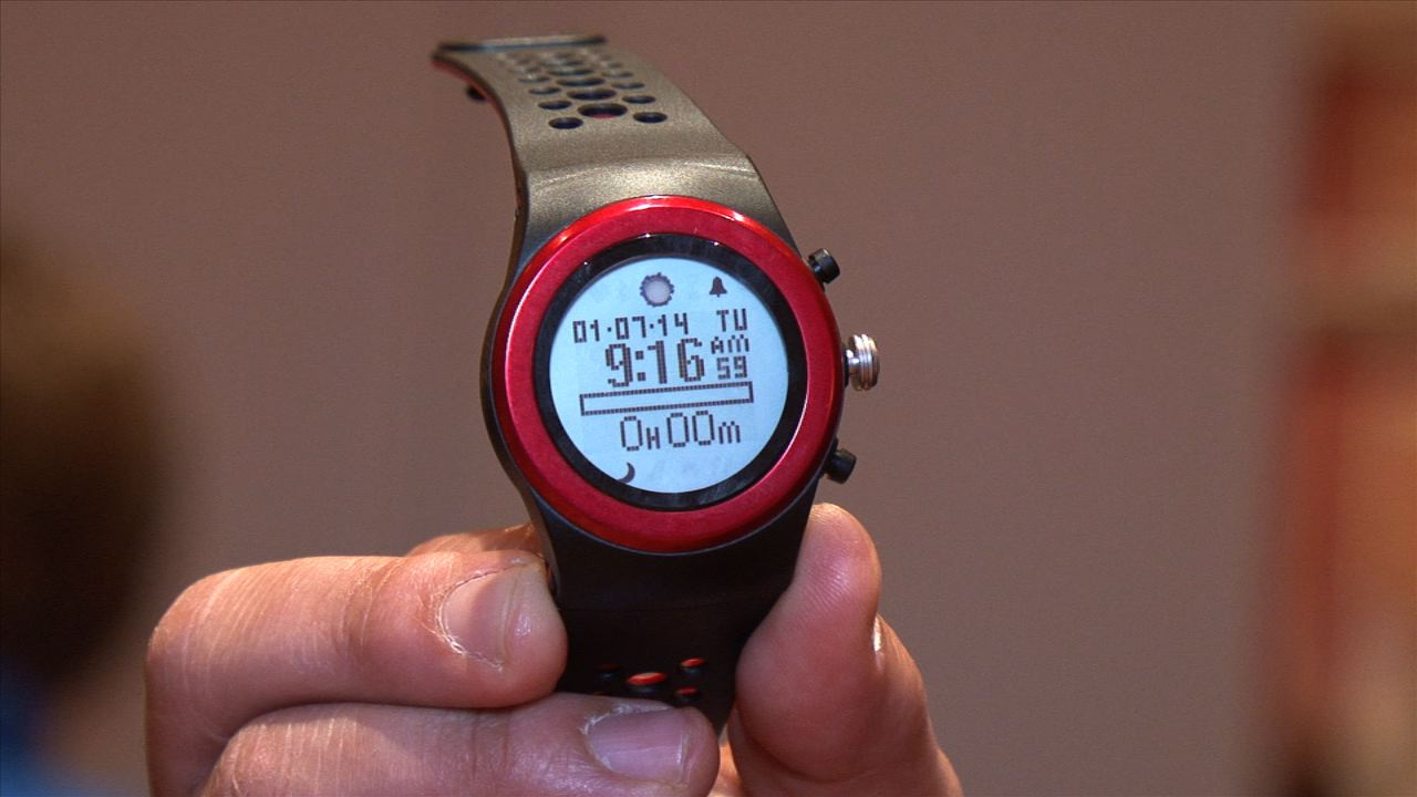 Video: LifeTrack R415 fitness smartwatch