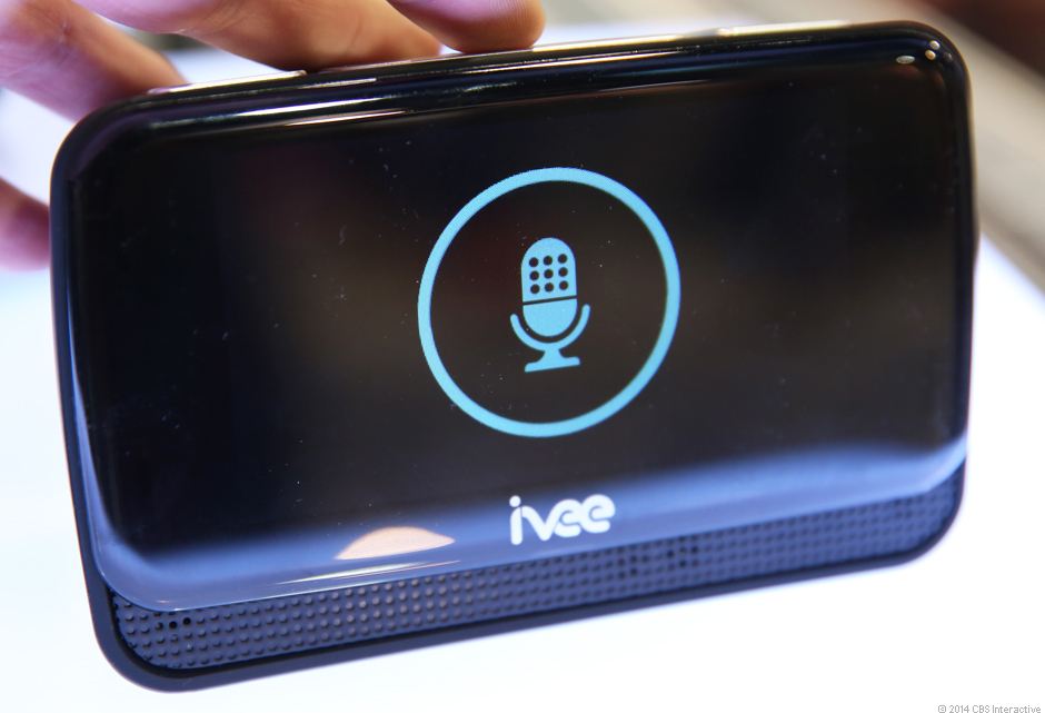 Ivee Sleek electronic personal assistant