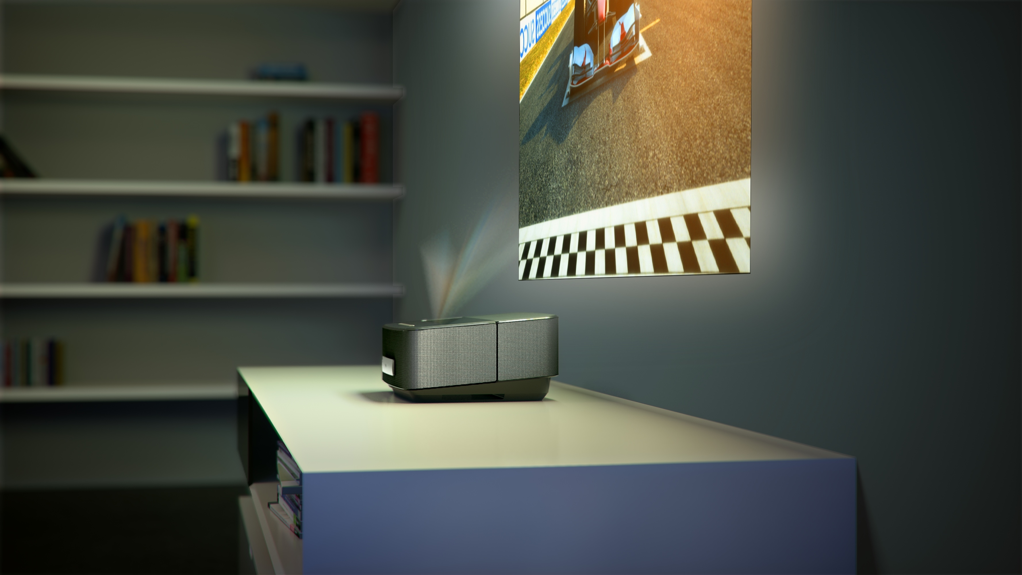sony 4k ultra short throw projector preview cnet. Black Bedroom Furniture Sets. Home Design Ideas