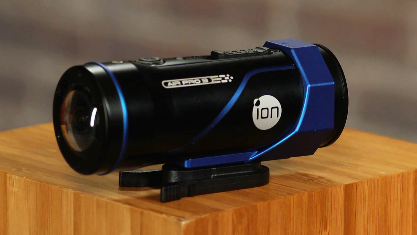 Video: iON's Air Pro 3 an excellent little all-in-one action cam