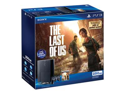 Sony PlayStation 3 Super Slim (500GB) The Last of Us Bundle