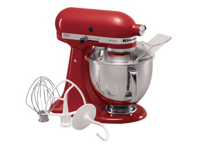 KitchenAid Artisan Series 5-Quart Tilt-Head Stand Mixer (watermelon red)