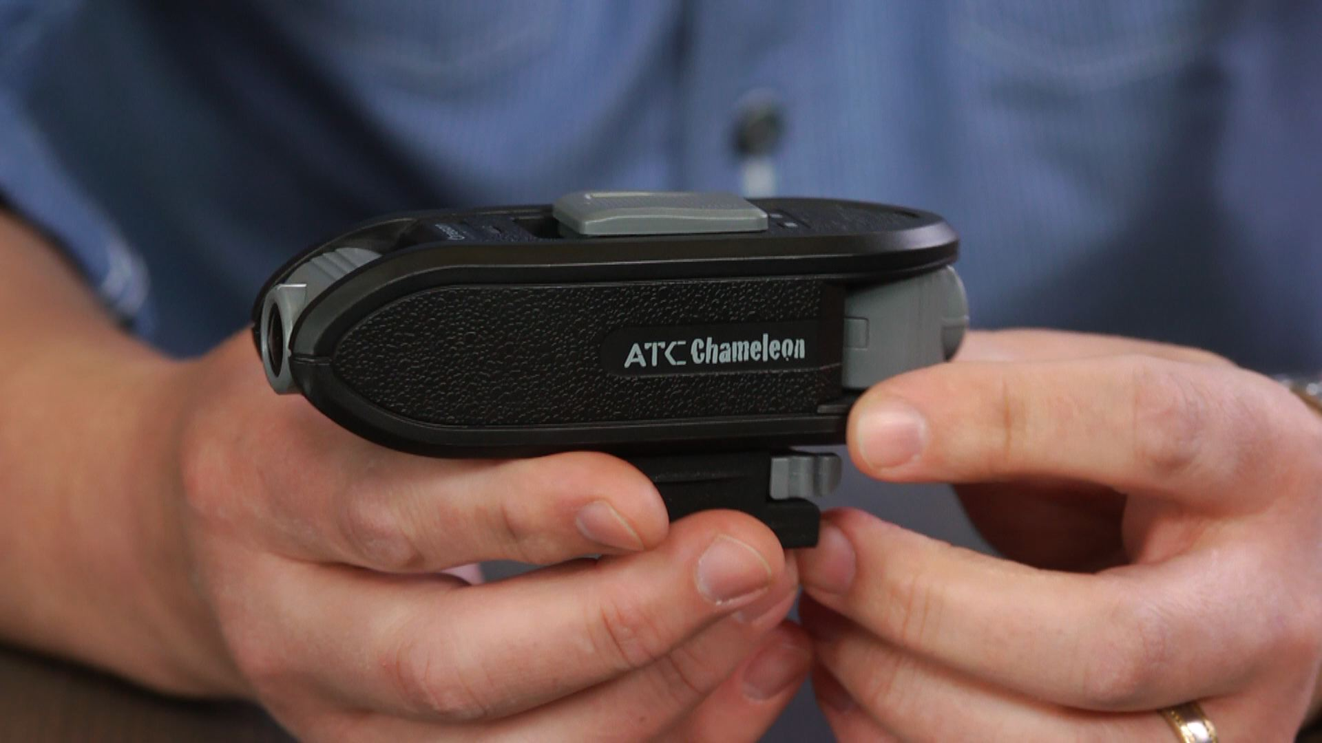 Video: Oregon Scientific's ATC Chameleon action cam puts two cameras in one body