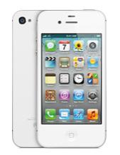 Apple iPhone 4S - 32GB - white (Verizon Wireless)