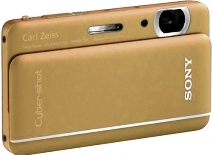 Sony Cyber-shot DSC-TX66 (Gold)