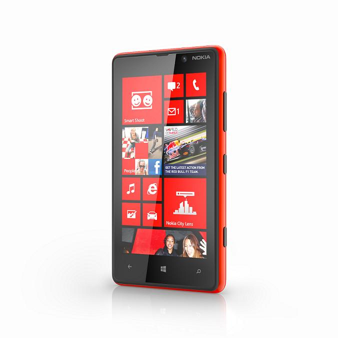 Nokia Lumia 820 - red (Unlocked)