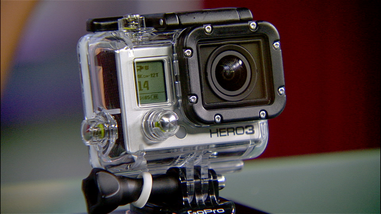 GoPro Hero3 Silver Edition (11MP)