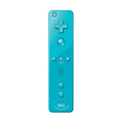 Nintendo Wii Remote Plus (Blue)