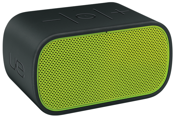 Logitech UE Mobile Boombox (black/lime green)
