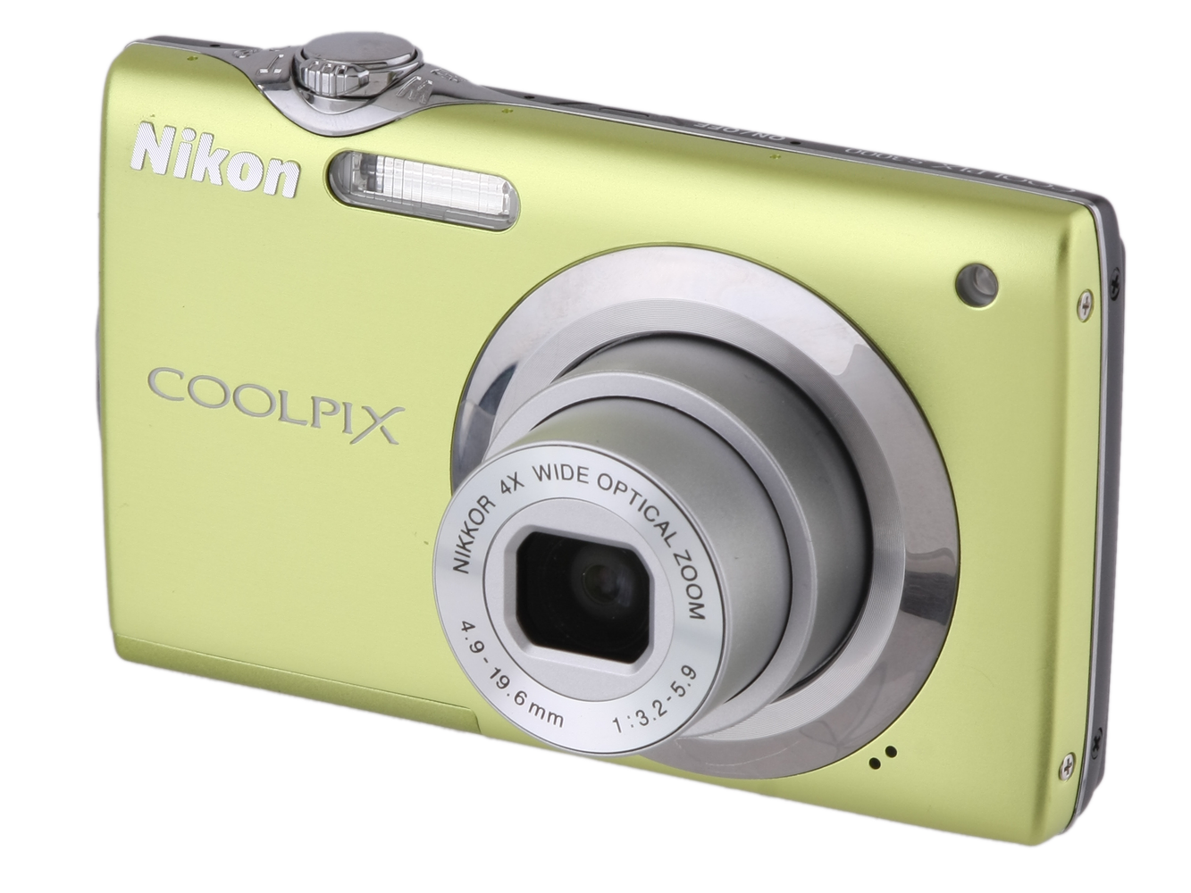 Nikon Coolpix S3000 (Green)