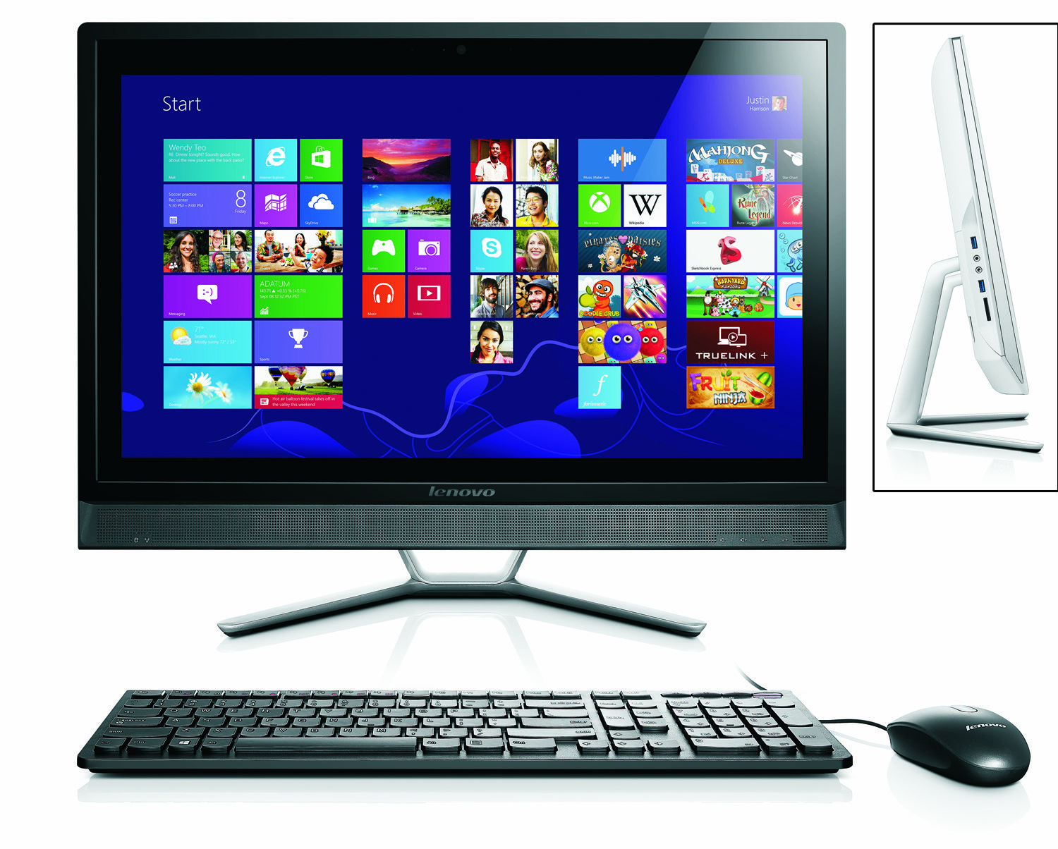 Lenovo C560 Touch All-in-One
