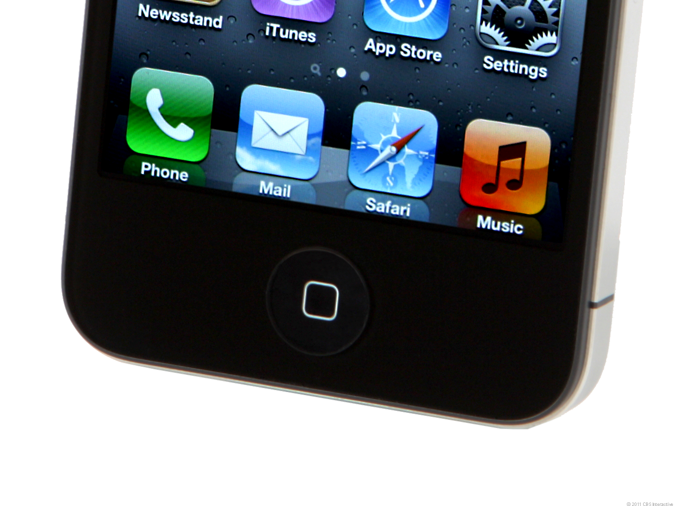 Apple iPhone 4S - 64GB - black (Sprint)