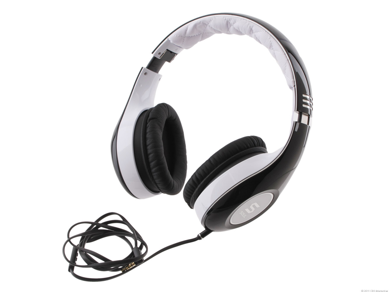 Soul by Ludacris SL300 (Black/White)
