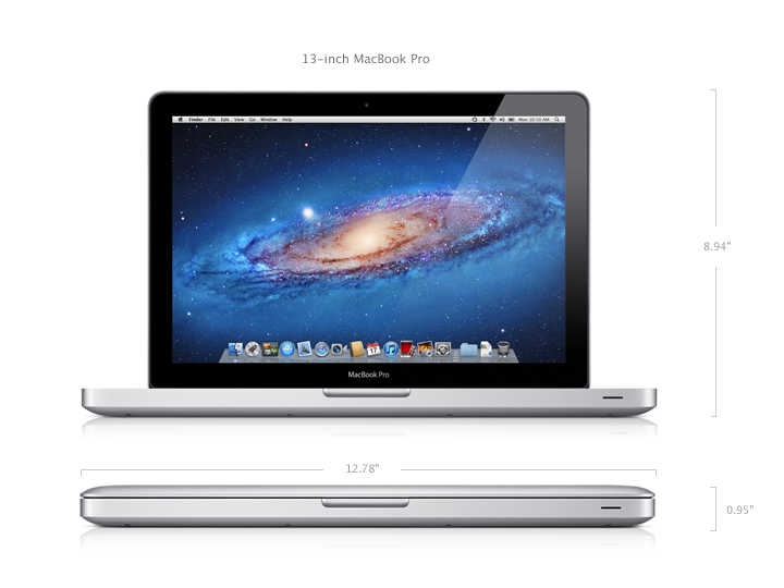 Apple MacBook Pro Fall 2011 (2.8GHz Core i7, 13-inch)