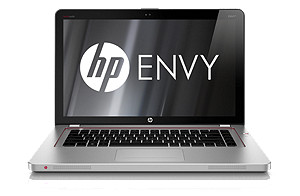 HP ENVY 15 - 2.6 GHz, 750G Hybrid HD, 16GB RAM