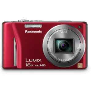 Panasonic Lumix DMC-ZS10 (Red)