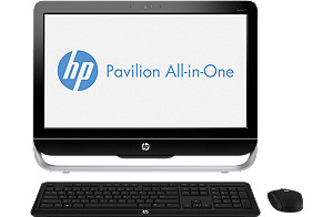 HP Pavilion 23-1010t All-in-One Series i3-3240 - 3.4 GHz, 1TB HD, 6GB RAM