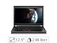 Lenovo ThinkPad X230 Convertible Laptop Intel Core i5-3320M (3M Cache, up to 3.30 GHz)