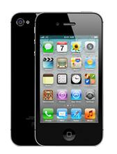Apple iPhone 4S - 32GB - black (Verizon Wireless)