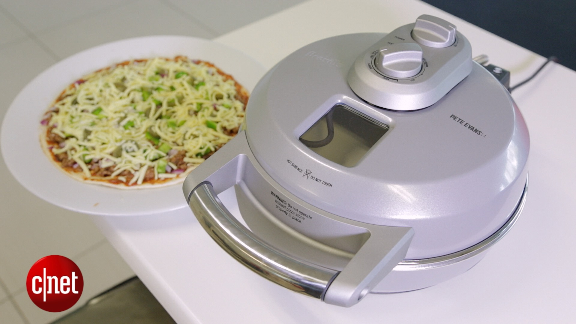 Video: Breville BPZ600 pizza oven