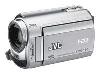 JVC Everio GZ-MG330 -30GB