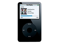 Apple iPod (60GB, video, black)