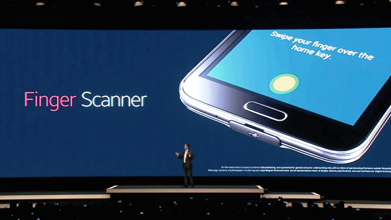 Video: Galaxy S5's new features: Power-saving mode, fingerprint reader, water resistance
