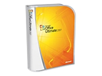 Microsoft Office Ultimate 2007 - complete package (academic)