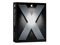 Apple Mac OS X 10.4.6 Tiger