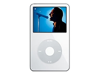 Apple iPod (fifth-generation update, 80GB, white)