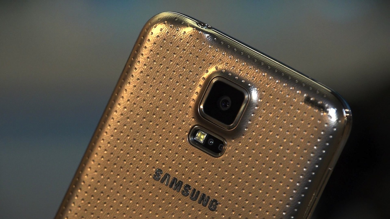 Video: Galaxy S5 new software and camera features
