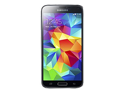 Samsung Galaxy S5 (Unlocked) - Black