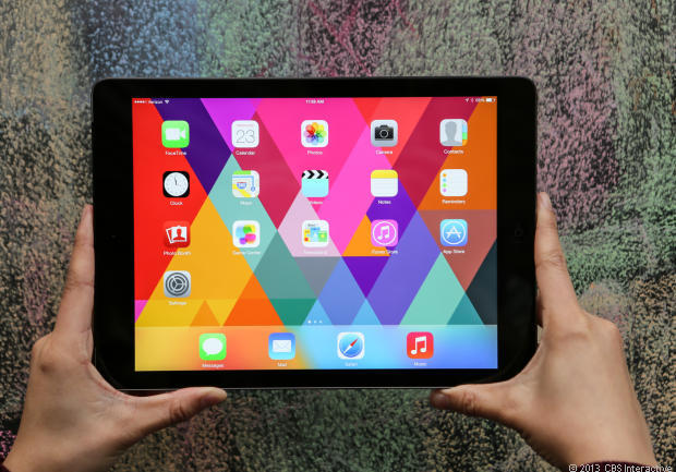 Apple's iPad Air.