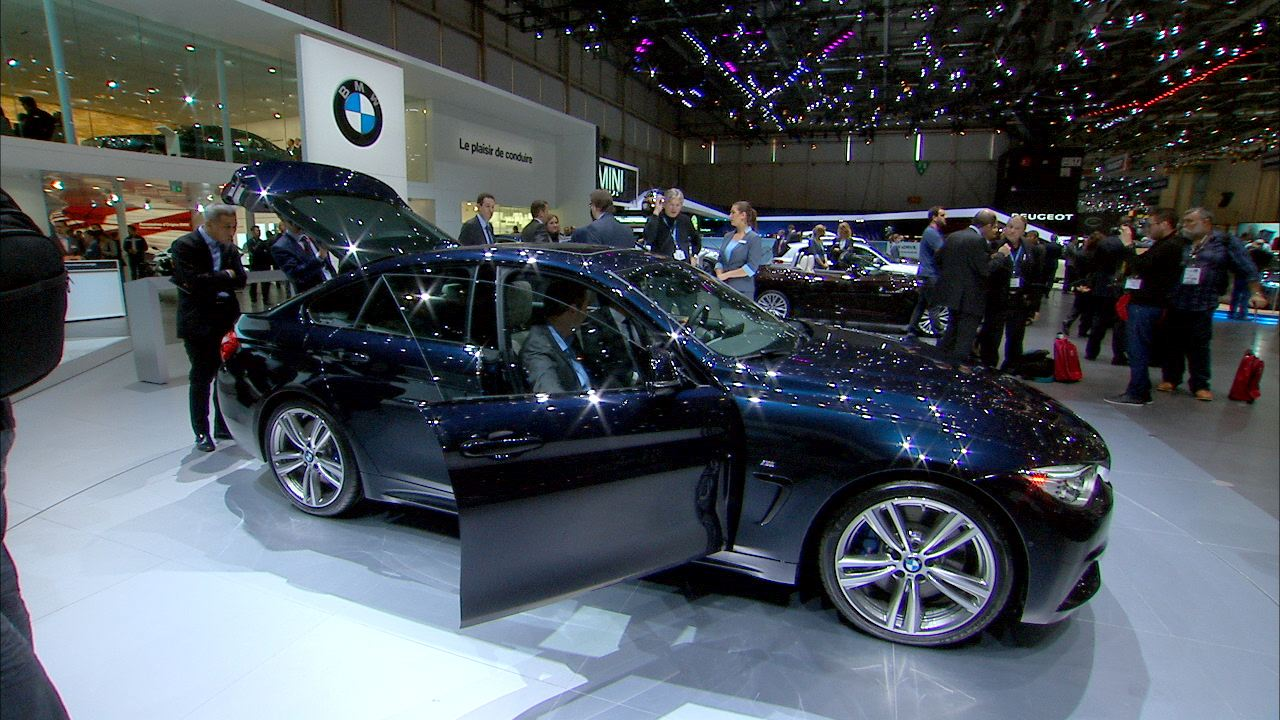 2015 bmw 4 series gran coupe video cnet. Black Bedroom Furniture Sets. Home Design Ideas