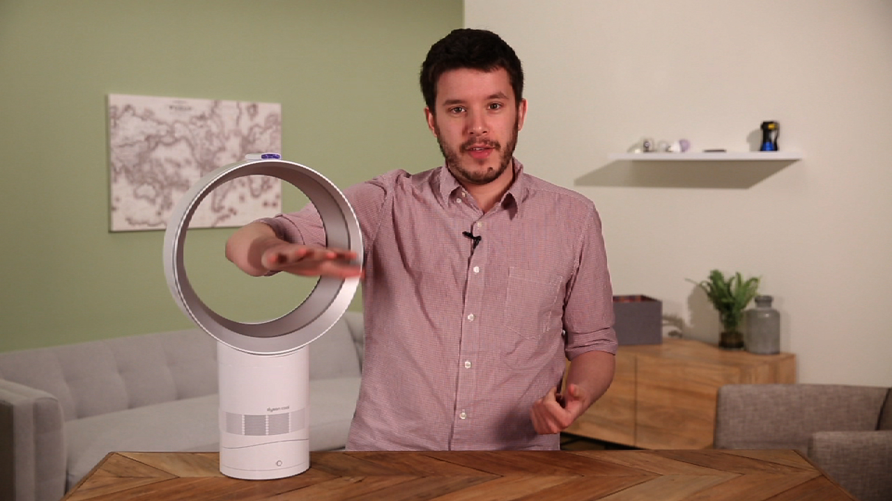 Video: Dyson debuts their updated Air Multiplier