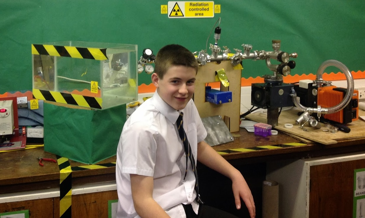 Teen Builds Basement Nuclear Reactor Popular Science