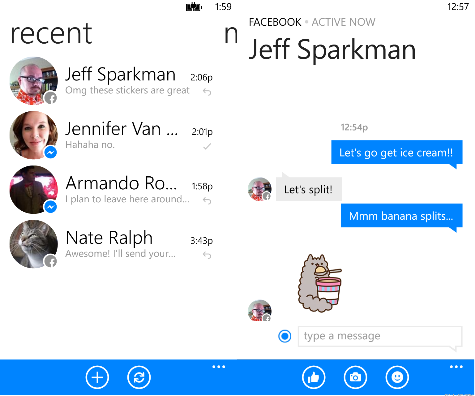 Dating messenger windows phone